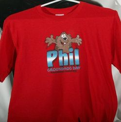 Infant Tri-Color Phil T-Shirt Sku # 437- 6 mos Sku# 438- 12mos Sku# 439- 18 mos