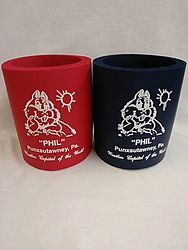 Punxsutawney Koozie (foam can holder) Sku# 284