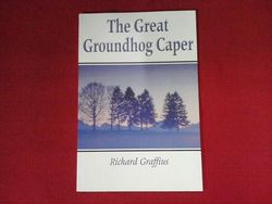 The Great Groundhog Caper Book
