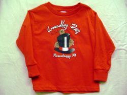 Toddler GHD Top Hat long sleeve T-Shirt Sku# 786-2T Sku#787-3T Sku#788- 4T Sku#789 -5/6