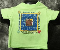 Toddler Square Phil T-Shirt-Bright Green Sku#802-2T Sku#803-3T Sku#804-4T Sku#805-5/6