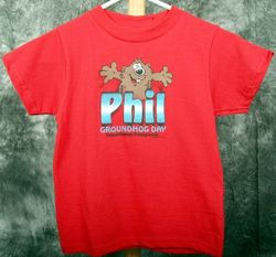 Toddler Tri-Color Phil T-Shirt