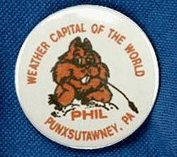 Weather Capital of the World Button Pin Sku# 348