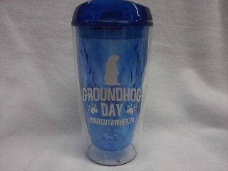 Groundhog Day Tumbler