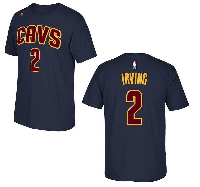 Kyle Irving Cleveland Cavaliers Basketball Jersey TShirt