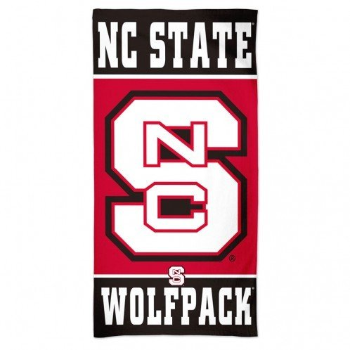NC State Wolfpack Beach Towel A2464617