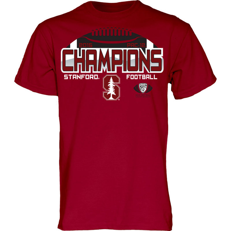 Stanford Cardinals 2015 PAC 12 Champs T Shirt 0000000002BFS