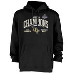 UCF Knights American Champs Hooded Sweatshirt 2017 Black GILT AAC17 FOOT CHAMP-CFL