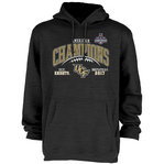 UCF Knights American Champs Hooded Sweatshirt 2017 Charcoal GILT AAC17 FOOT CHAMP-CFL