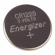 Battery CR1220 Battery for OEM & Aftermarket Keyless Remote Controls New (Battery)
