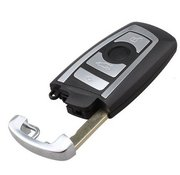 BMW OEM BMW FCC ID: KR55WK49663 (diamond) Keyless Remote Entry Clicker w/ New Key Insert Pre-Owned 272F4 (BMW)
