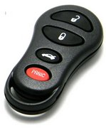 Chrysler Dodge Jeep New Chrysler Dodge Jeep 4 Btn 260 Keyless Remote Entry Clicker New 10A (Chrysler Dodge Jeep)