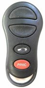Chrysler Dodge Jeep OEM Chrysler Dodge Jeep 4 Btn 260 Keyless Remote Entry Clicker Faded 10A (Chrysler Dodge Jeep)