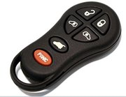 Dodge Chrysler New Dodge Chrysler 6 Btn 797 Keyless Remote Keyfob Transmitter New 13 (Dodge Chrysler)