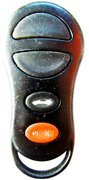 Dodge Chrysler OEM 4 Btn 008 Keyless Remote Entry Clicker Faded 18 (Dodge Chrysler)