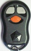 Dodge Chrysler OEM Dodge Chrysler FCC ID: KYPT03C98JA Keyless Remote Entry Clicker Faded 200B (Dodge Chrysler)