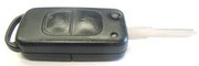 Dodge OEM MYT3X7259 Dodge Keyless Remote Control w/ Cut Flip Key Pre-Owned 27E (Dodge)