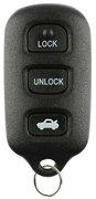 Toyota New for Toyota GQ43VT14T 89742-AA030 89742AA030 TRW 88LPOO65 RSS-210 4 Button w/ Trunk Keyless Remote Entry Clicker Control Transmitter Keyfob Key FOB New 131 (Toyota)