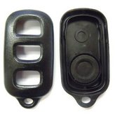 Toyota OEM Replacement case /shell for Toyota 4 Button w/ Trunk Keyless Remote Entry Clicker Pre-Owned 131 ca (Toyota)