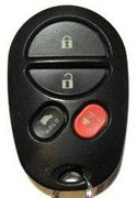 Toyota OEM Toyota 4 Button SUV Hatch GQ43VT20T Keyless Remote Entry Clicker Pre-Owned 139A (Toyota)