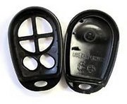 Toyota Replacement Case for Toyota 6 Button 20T Keyless Remote Entry Clicker New C-40 (Toyota)