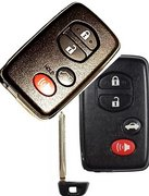 "Toyota UNLOCKED Toyota Smartkey ""E"" Board 3370 HYQ14AAB 89904-48110 Keyless Remote Entry Clicker Transmitter Control Keyfob FOB Vehicle Car Opener w/ New Key Unlocked 120Ceo (Toyota)"