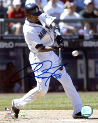 Adam Jones Seattle Mariners Autographed 8x10 Photo - Certified Authentic