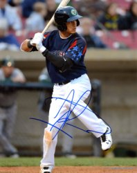 Albert Almora Jr. Chicago Cubs Autographed 8x10 Photo - Certified Authentic