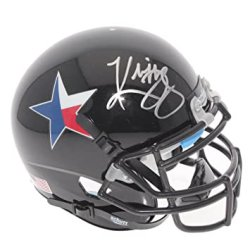 Kliff Kingsbury Autographed Texas Tech Red Raiders Lonestar Special Edition Riddell Mini Helmet - JSA Certified Authentic Autograph - Signed Signed Riddell Mini Helmets