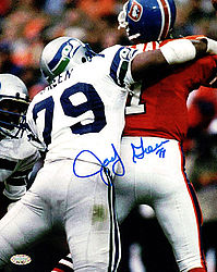 Signed Jacob Green Autographed 8x10 Photo Seattle Seahawks - Signed NFL Football Photos
