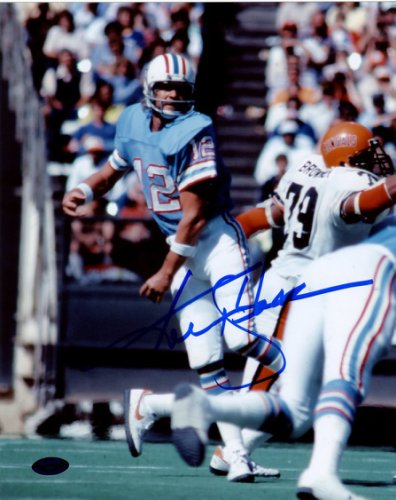Kenny Stabler Autographed Signed 8x10 Photo - Certified Authentic