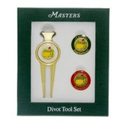 2016 Masters Merchandise - Divot Tool with Two Extra Ball Markers