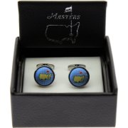 Masters Cuff Links Sky Blue