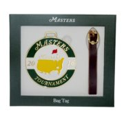 Masters Merchandise 2016 - Masters Bag Tag Dated