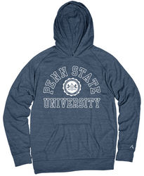 Alta Gracia Penn State Hooded Sweatshirt Light Weight Heather Navy Nittany Lions (PSU) MVE0T_CP1439 524 (Alta Gracia)