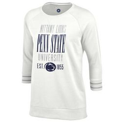 Champion Penn State Nittany Lions Scholar Crew White Nittany Lions (PSU) (Champion)