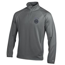 Champion Penn State Performance Quarter Zip Sweatshirt Official Seal Charcoal Nittany Lions (PSU) CS2016956 (Champion)