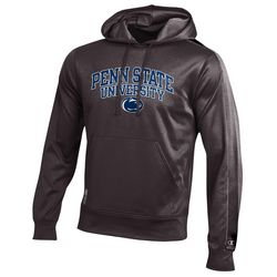 Champion Penn State University Performance Hooded Sweatshirt Charcoal Nittany Lions (PSU) (Champion)
