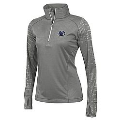 Champion Penn State Womens Performance Quarter Zip Night Scape Nittany Lions (PSU) apc02955427 5815343 (Champion)