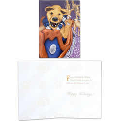 Penn State Christmas Cards Nittany Lion 10 Pack Nittany Lions (PSU)
