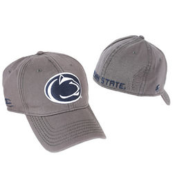 Penn State Fitted Hat Charcoal Lion Head Nittany Lions (PSU)