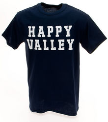 Penn State Happy Valley T-Shirt Navy Nittany Lions (PSU) 005PSU