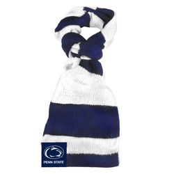 Penn State Infinity Scarf Navy and White Warm Nittany Lions (PSU)