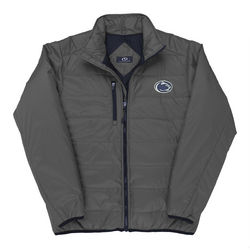 Penn State Insulated Tech Jacket Charcoal Nittany Lions (PSU) 7245