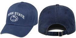 Penn State Kids Hat Navy Arching Over Nittany Lions (PSU)