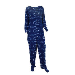 Penn State Ladies Adult Onesie Footie Pajamas Nittany Lions (PSU)