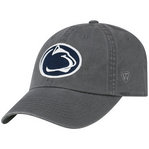 Penn State Mens Relaxed Fit Hat Charcoal Nittany Lions (PSU)
