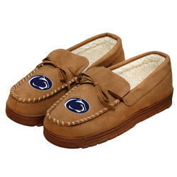 Penn State Mens Slippers Warm Nittany Lions (PSU) SLPNC13MOCPSE