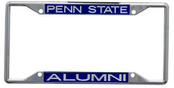Penn State Nittany Lions Alumni License Plate Frame Nittany Lions (PSU)