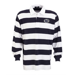 Penn State Nittany Lions Striped Rugby Shirt Nittany Lions (PSU)